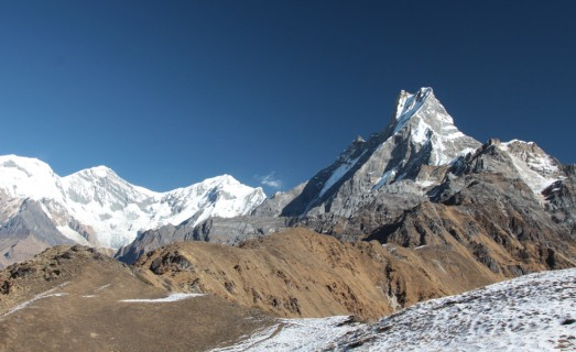 Mardi Himal Peak Expedition