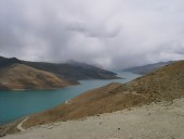 Yamdrok Lake in Tibet.jpg