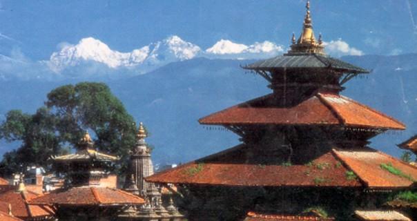 Kathmandu Valley Rim on Wheels