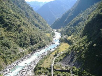 Sun Khosi River Expedition