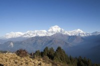 Annapurna Panorama and Mardi Himal Trek