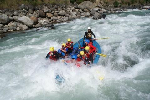 Upper Kali Gandaki White Water Adventure