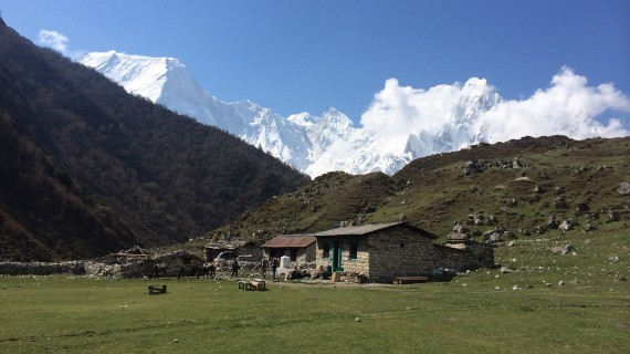 Manaslu Circuit and Larkya La Trek
