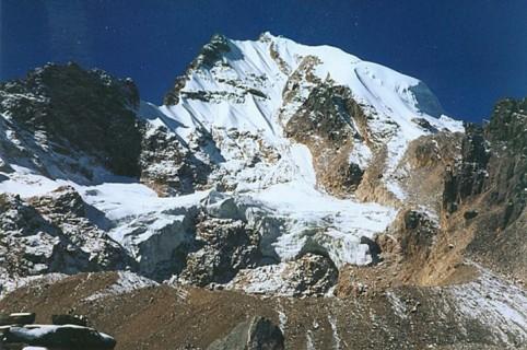 Langtang Valley and Naya Kanga Climb