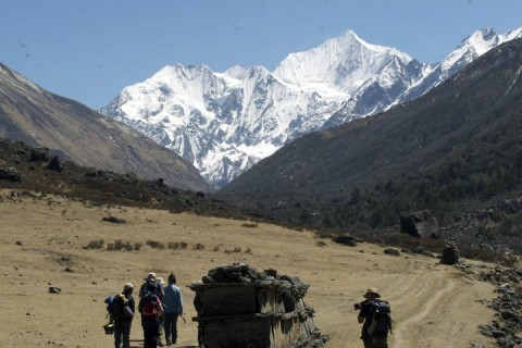 Langtang Valley, White Water Rafting and Chitwan National Park