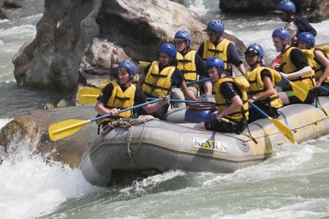 Trisuli White Water Rafting