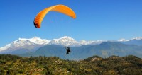 Free As a Bird: Tandem Paragliding Pokhara