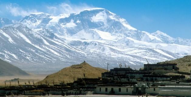 Classic Tibet Overland